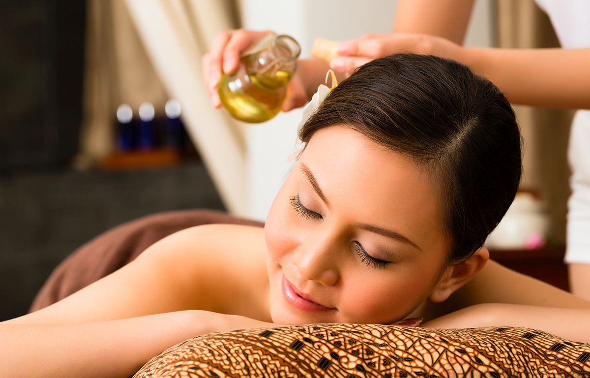 Thaimassage Asia Öl Massage Chok Dee Hamburg