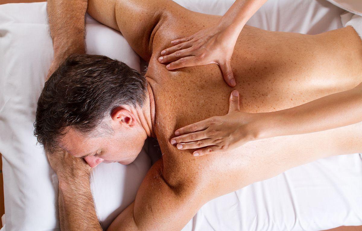 Rücken Nacken Massage Chok Dee Hamburg